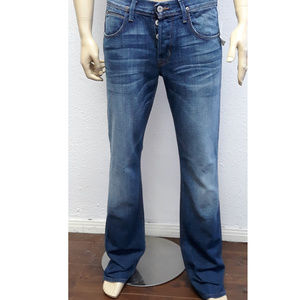 "Hudson Men's Jeans ""Clifton"" with Flap Pocket"